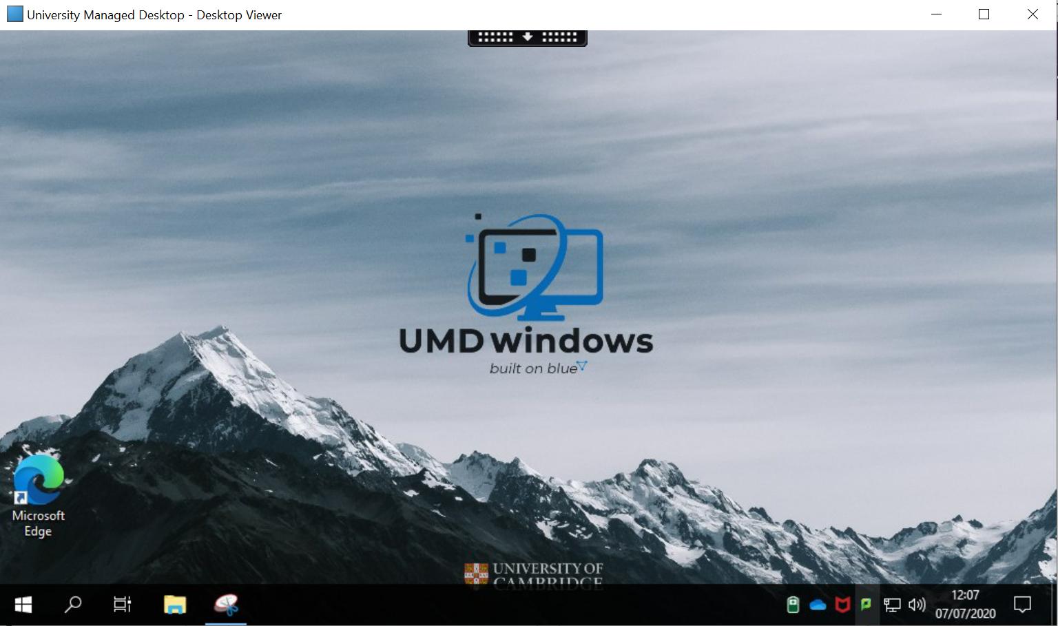Citrix Virtual Desktop