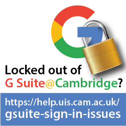 Google lock-out