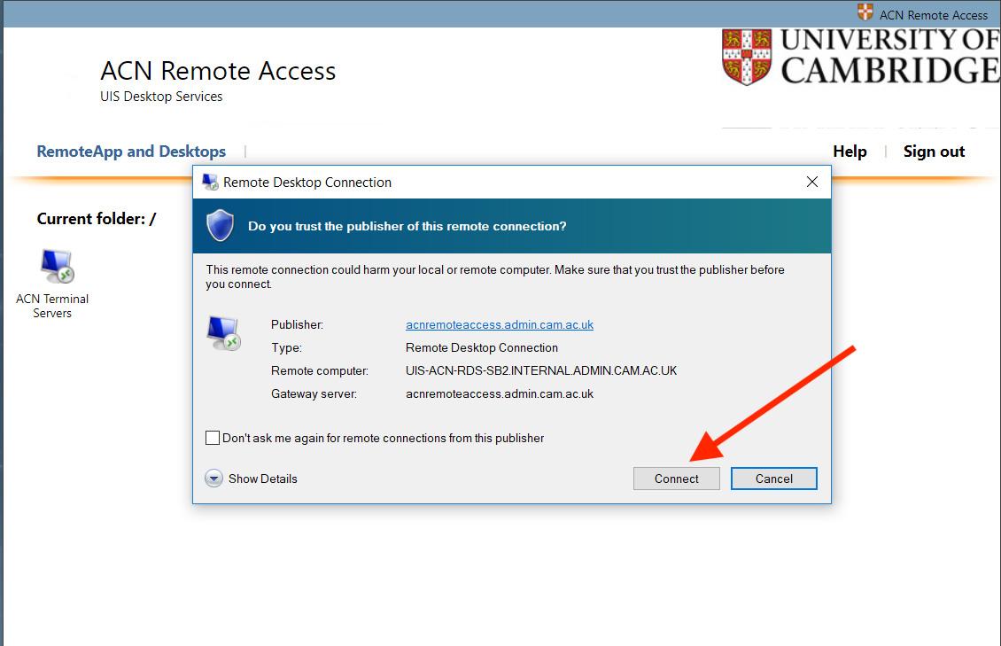 Chrome VPN screenshot 5