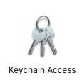 eduroam trust keychain access