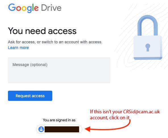 Google account switch 1