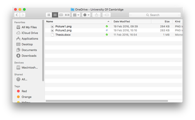 Mac OSX 11
