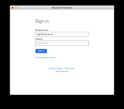 Mac OSX 3