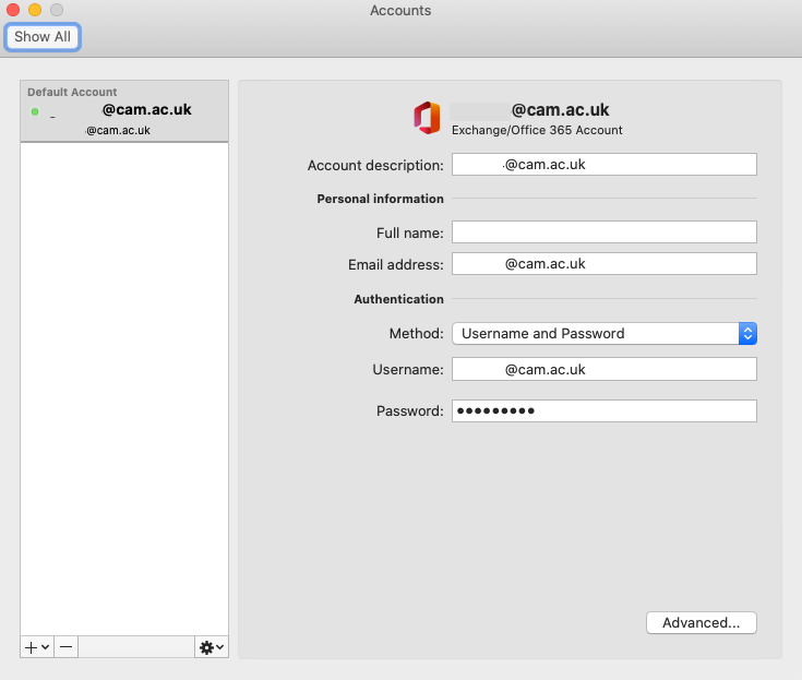 macos outlook share 2