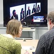 UIS' videoconferencing facilities