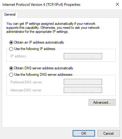 vpn network properties2