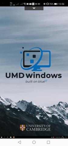 The University Managed Desktop