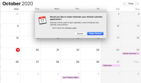 CalendarSetupb