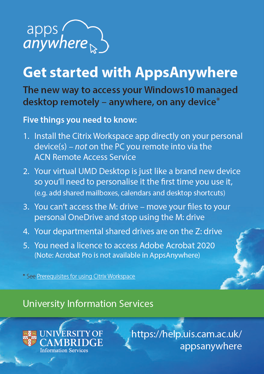 AppsAnywhere Quick Start Guide