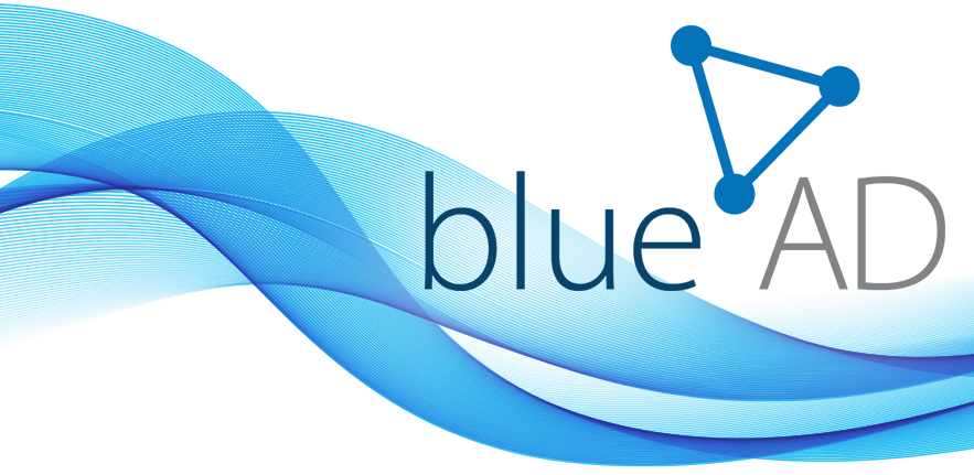 Blue AD project page carousel