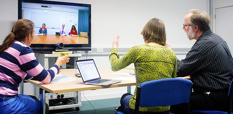 UIS' videoconferencing service