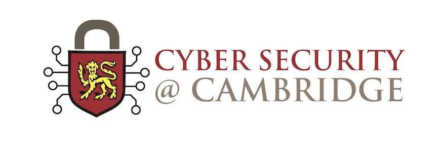 Cyber security at Cambridge logo