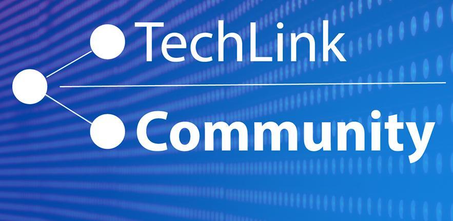 TechLink carousel